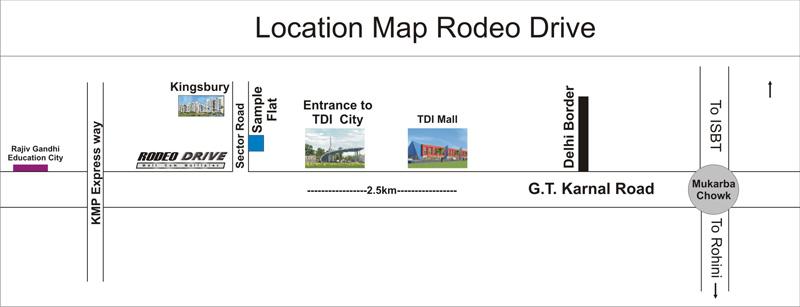 TDI Rodeo Drive Mall Trident Properties